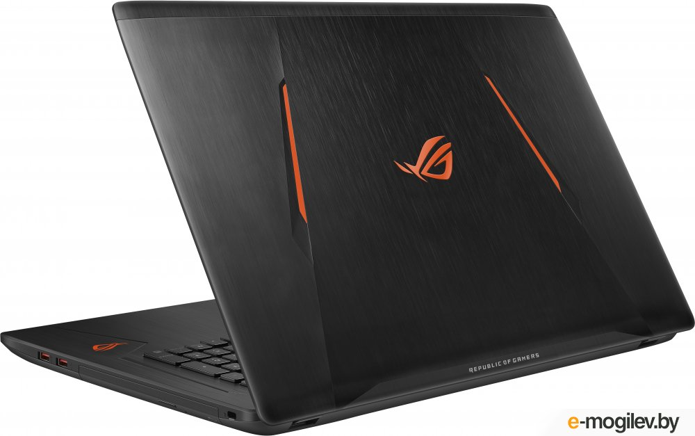ASUS ROG GL753VD-GC141 90NB0DM2-M02060 Intel Core i7-7700HQ 2.8 GHz/8192Mb/1000Gb/No ODD/nVidia GeForce GTX 1050 4096Mb/Wi-Fi/Cam/17.3/1920x1080/Linux