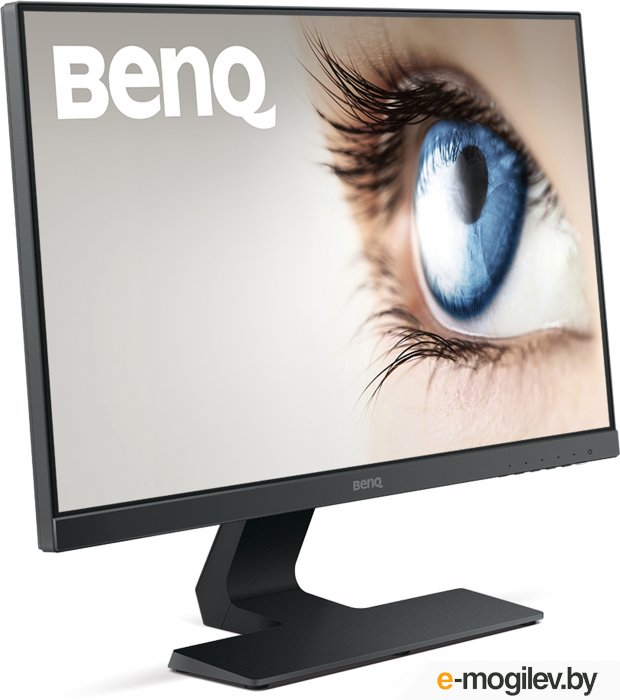 "Benq 24.5"" GL2580HM черный TN LED 2ms 16:9 DVI HDMI M/M матовая 250cd 1920x1080 D-Sub FHD 4.4кг"