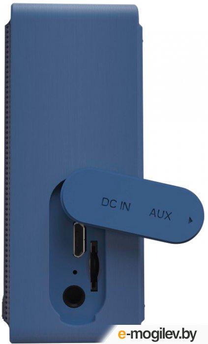 Hama Pocket синий 3W Mono BT/3.5Jack 10м 800mAh (00173121)