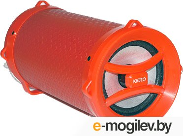 KS-is (KS-329Red), 5W, Li-ion 1200mAh батарея, Bluetooth, Red