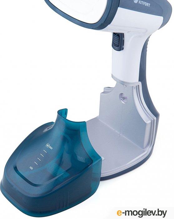 Kitfort KT-916-1 900Вт синий/белый