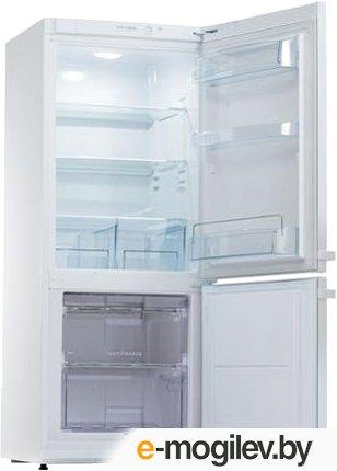 Холодильник с морозильником Snaige RF27SM-P100223