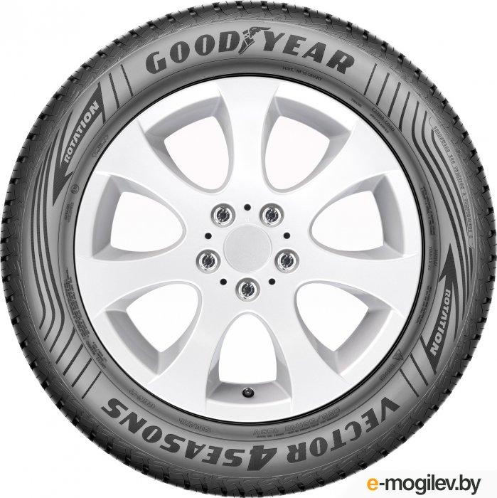 Автомобильные шины Goodyear Vector 4Seasons Gen-2 215/50R17 95V