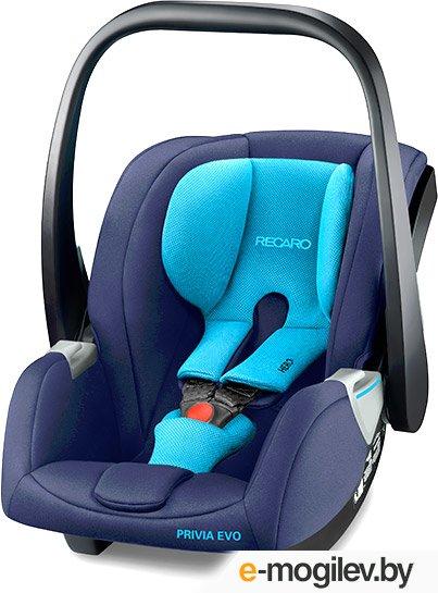 автокресла Recaro Privia Evo Racing Red 5517.21509.66