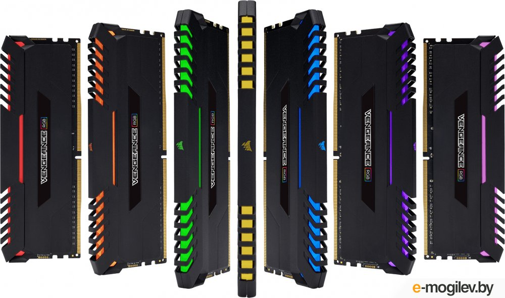 Corsair CMR16GX4M2E4266C19 RTL DDR4 2x8Gb 3600MHz PC3-12800 CL18 DIMM 288-pin 1.35В