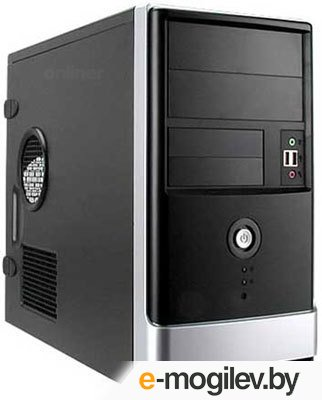 Корпус Mini Tower InWin EMR002BG RB S450HQ70 H U2  INWIN Mini Tower mATX 6121447