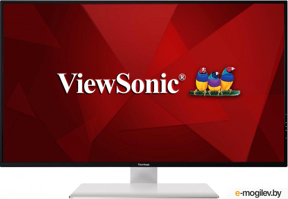 """ViewSonic 43"""" VX4380 4K черный"""