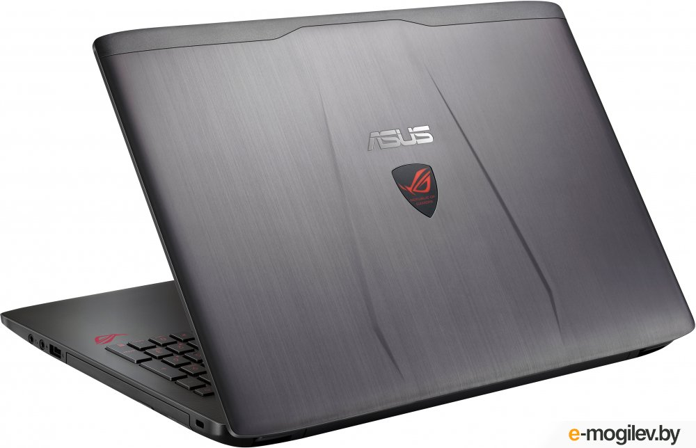 ASUS GL552VX-CN368T 90NB0AW3-M04550 Intel Core i7-6700HQ 2.6 GHz/8192Mb/1000Gb/DVD-RW/nVidia GeForce GTX 950M 4096Mb/Wi-Fi/Cam/15.6/1920x1080/Windows 10 64-bit