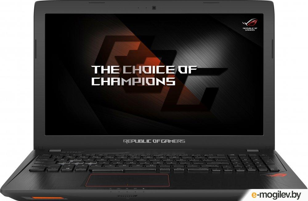 ASUS GL553VE-FY320T 90NB0DX3-M04570 Intel Core i7-7700HQ 2.8 GHz/8192Mb/2000Gb  128Gb SSD/No ODD/nVidia GeForce GTX 1050Ti 4096Mb/Wi-Fi/Cam/15.6/1920x1080/Windows 10 64-bit