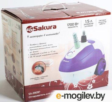Sakura SA-3909P белый/фиолетовый