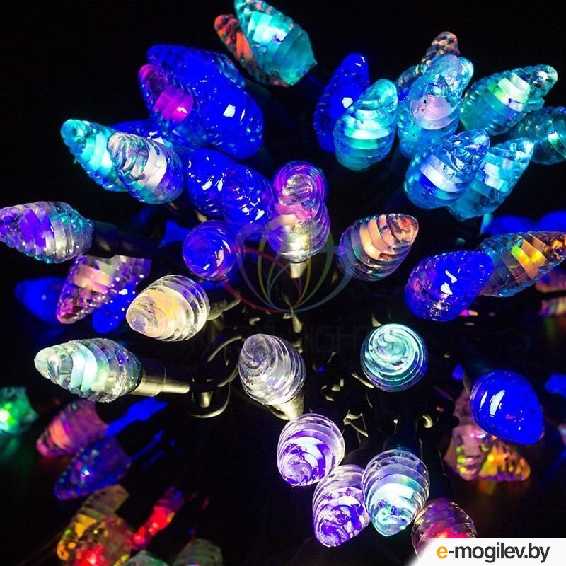 Гирлянды Neon-Night Мультишишки 10m 100 LED RGB 303-509-3