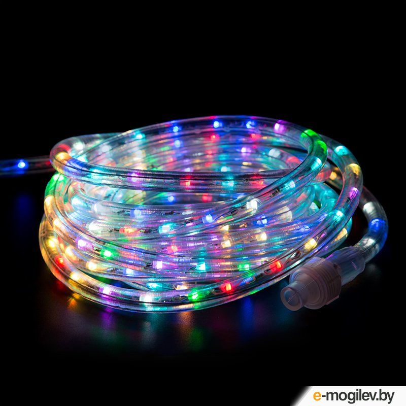 Гирлянды Neon-Night Дюралайт LED RGB 6m d-0.13cm 36-LED/m 245-109