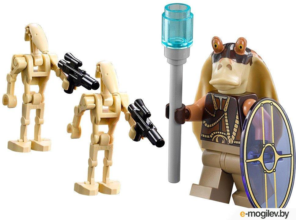 Конструкторы LEGO Конструктор Lego Перевозчик Боевых Дроидов 75086