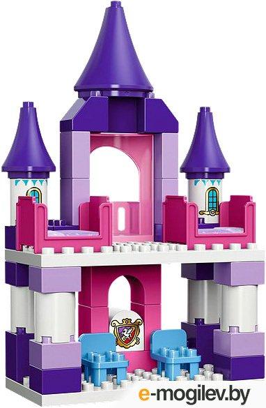 Конструкторы LEGO Конструктор Lego Duplo Замок Софии Прекрасной 10595
