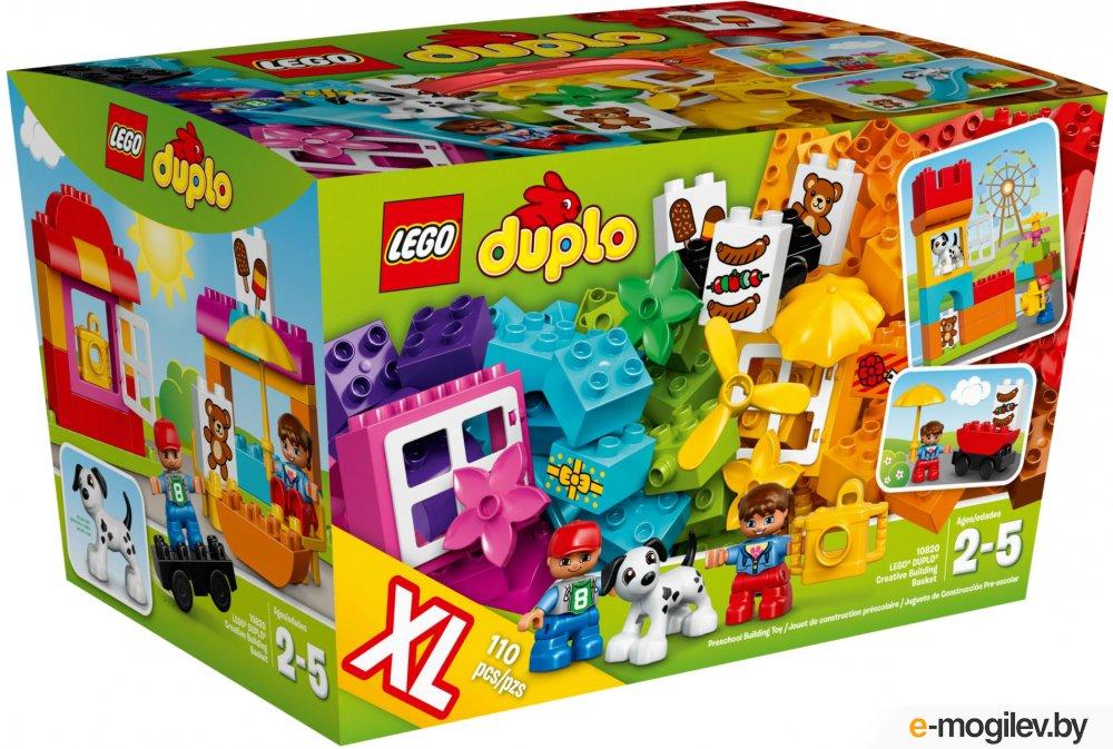 Конструкторы LEGO Конструктор Lego Duplo Корзина для творчества 10820