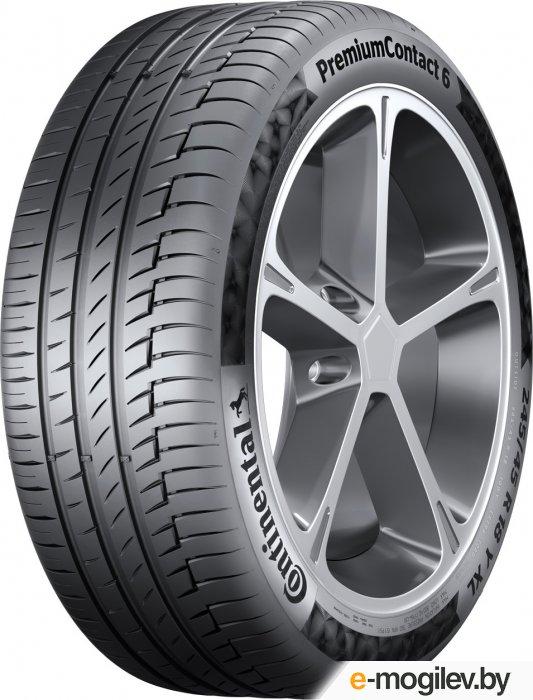 Автомобильные шины Continental PremiumContact 6 225/45R17 91V