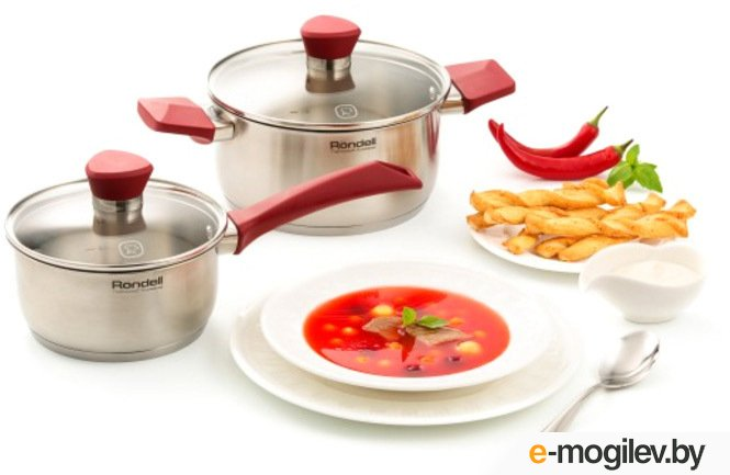 Набор посуды RONDELL RDS-818
