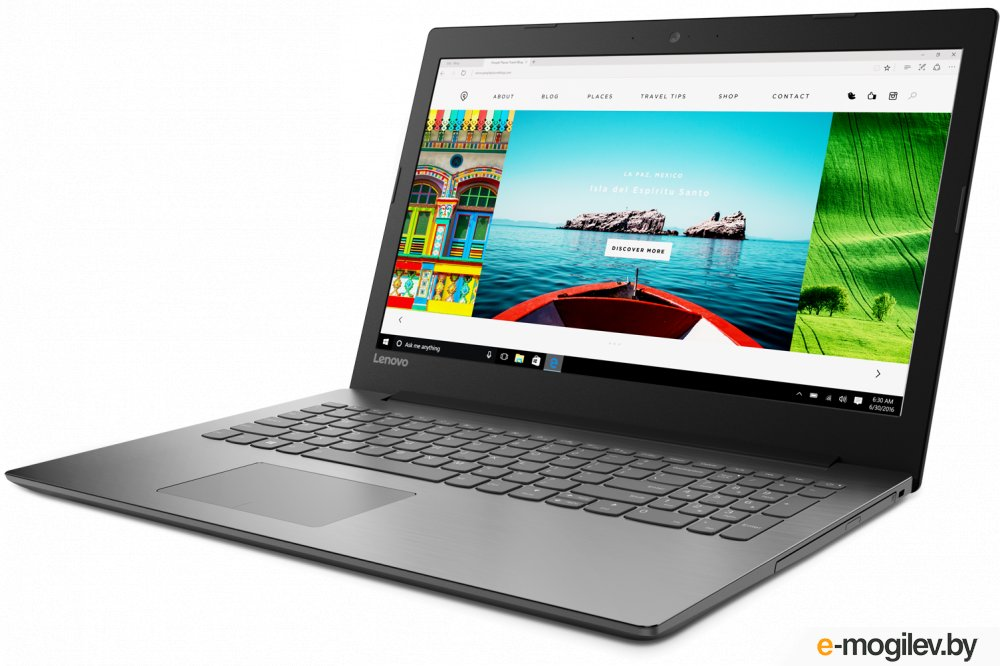 Lenovo IdeaPad 320-15IKBRN 81BG00KWRU Intel Core i5-8250U 1.6 GHz/4096Mb/1000Gb/nVidia GeForce MX150 2048Mb/Wi-Fi/Cam/15.6/1920x1080/Windows 10 64-bit