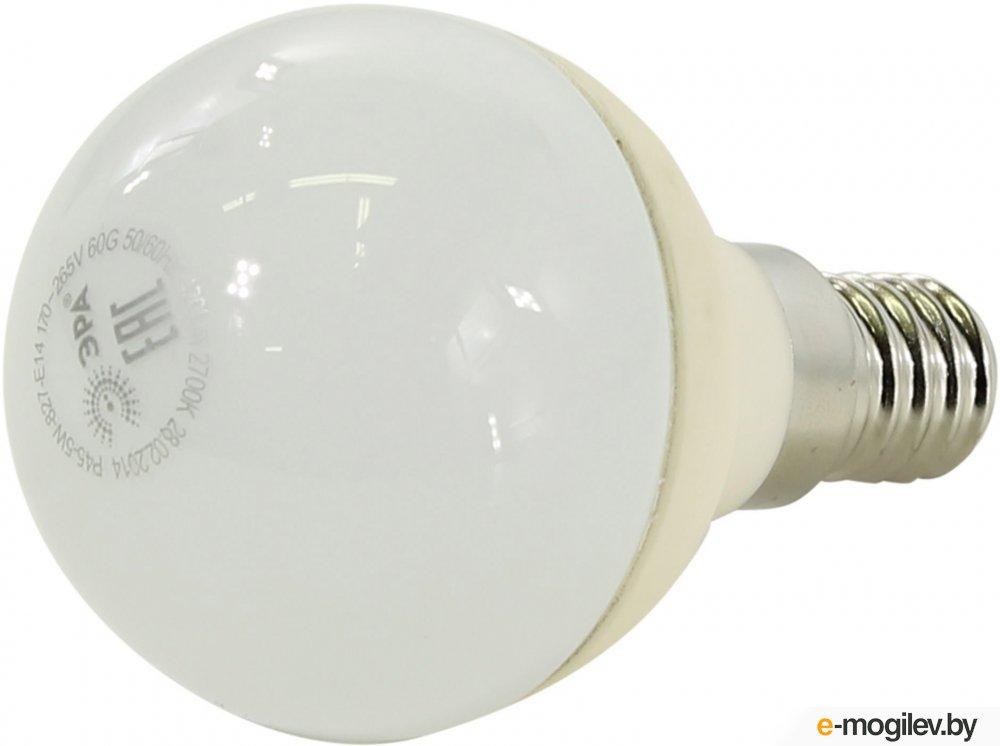 ЭРА LED smd P45-5w-827-E14 (Б0017217)