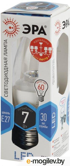 ЭРА LED smd B35-7w-840-E27-Clear (Б0017238)