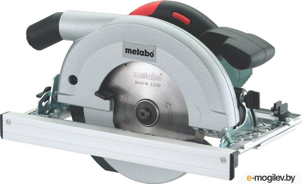 [Пила] Metabo KSE 68 PLUS Пила дисковая [600545000] { 1600Вт,68мм,эл-ка,190х30мм, вес 5.6 кг }