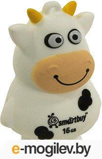Smartbuy USB Drive 16Gb Wild series Cow SB16GBCow {UFD}