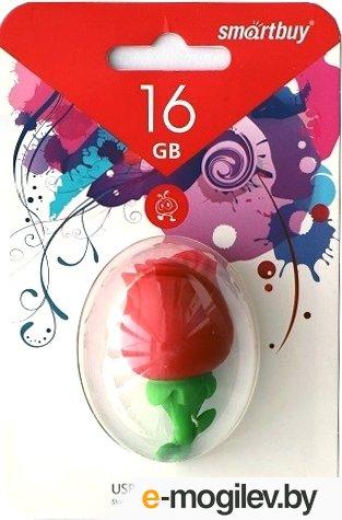 Smartbuy USB Drive 8Gb Wild series Роза SB8GBRose {UFD}