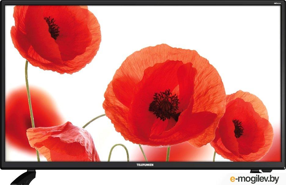 TELEFUNKEN TF-LED28S58T2 DVB-T/T2/C,HD_READY 27.5 (70 см), формат 16: 9, разрешение (пиксели) 1366*768, яркость (кд/м2) 280, контрастность 3000: 1, углы обзора (верт. х гориз.) 178° x 178°, время отклика (мс) 6.5, мощность динамиков 2 x 5 Вт, формат стере