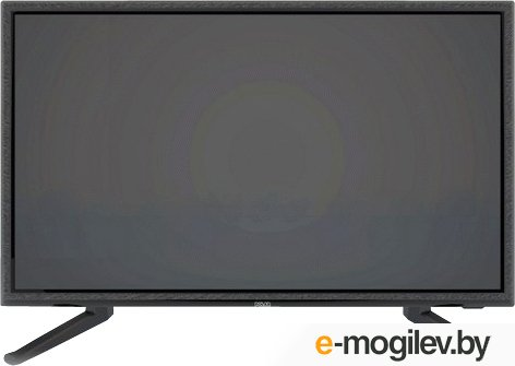 """Телевизор LED Polar 21.5"""" 55LTV1101 черный/FULL HD/50Hz/DVB-T2/DVB-C/USB (RUS)"""