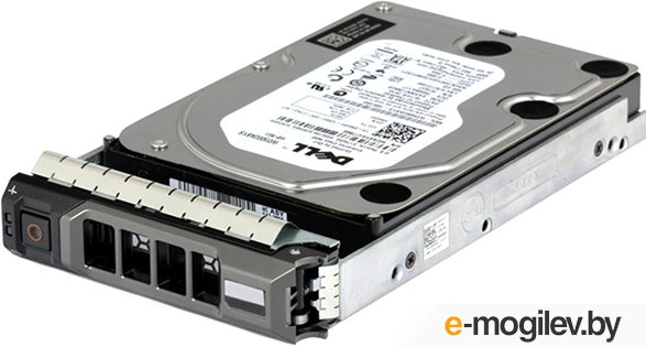 "Жесткий диск Dell 1x600Gb SAS 10K 400-AJOR Hot Swapp 2.5"""