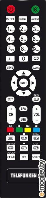 TELEFUNKEN TF-LED28S58T2 (черный)