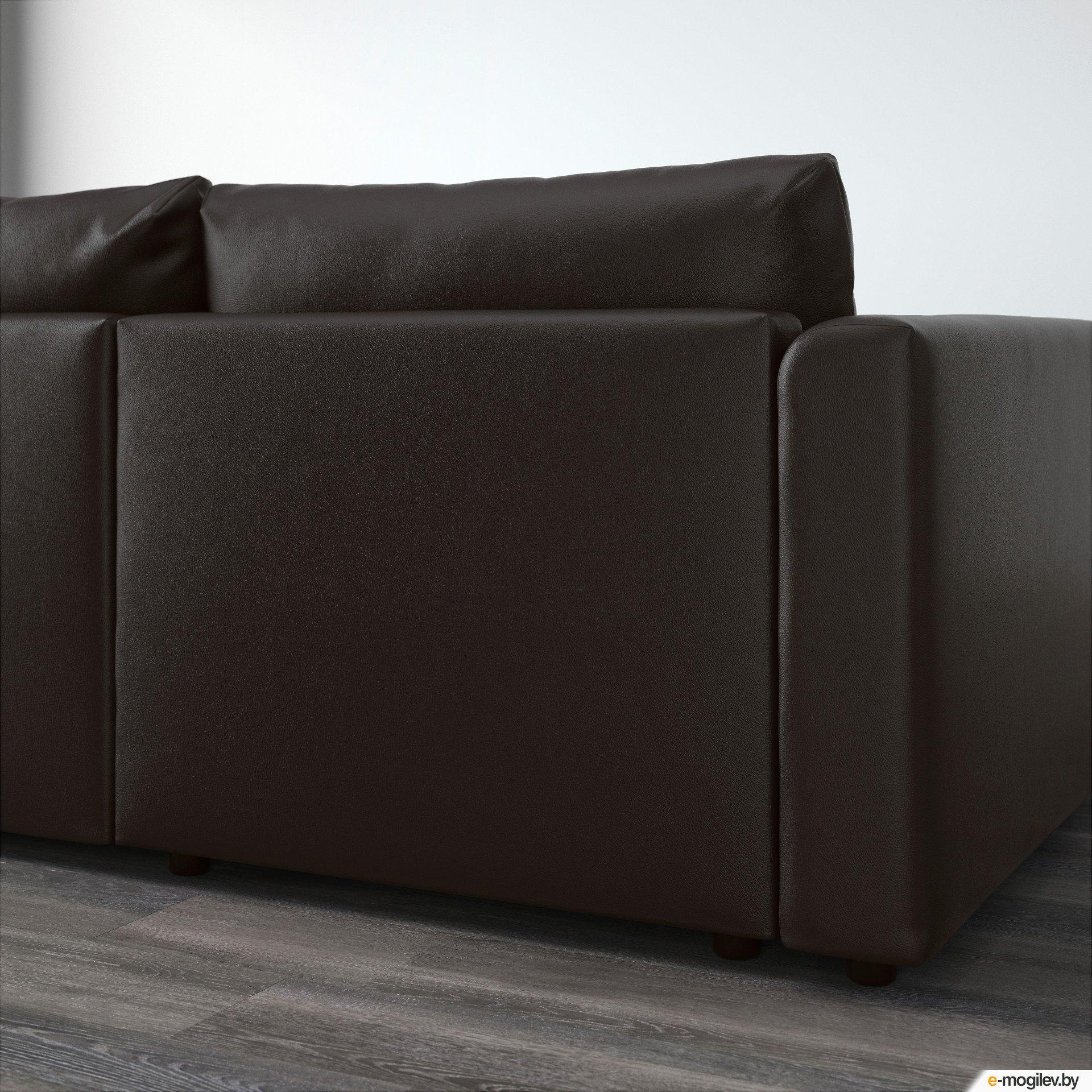 f195057b84d1 Купить диван ВИМЛЕ, 5-местный угловой диван, с козеткой, Фарста ...