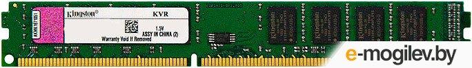 Kingston DDR3-1333 2048Mb PC-10660 KVR1333D3S8N9/2G