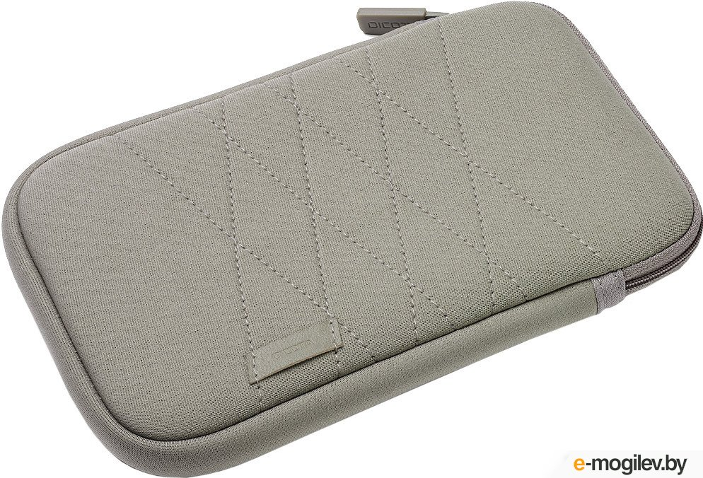 Dicota Tab Skin10 grey неопрен (D30223)