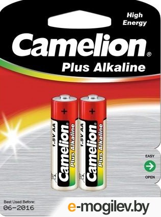 Camelion LR6-BP2 Alkaline