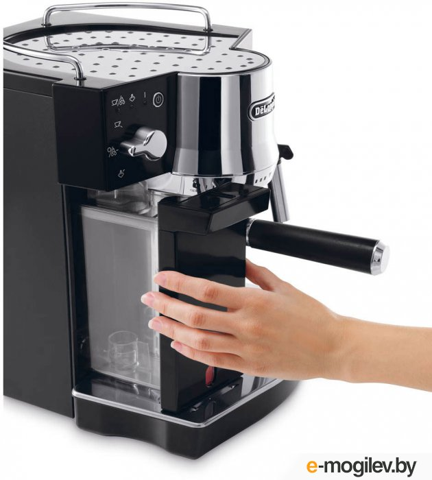 DeLonghi EC 820.B black