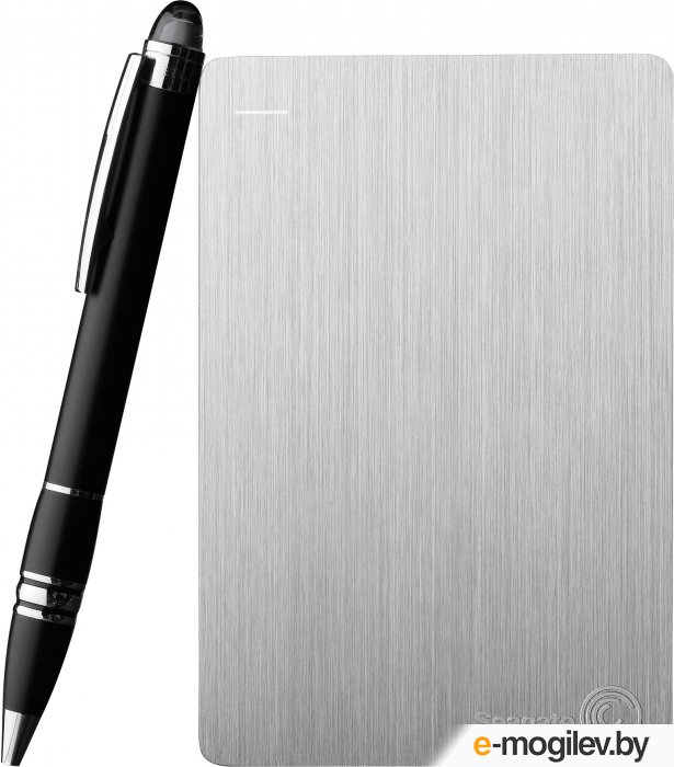 "Seagate STDR2000201 2Tb Backup Plus Silver 2.5"", USB 3.0"
