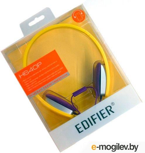 Edifier H640P Yellow