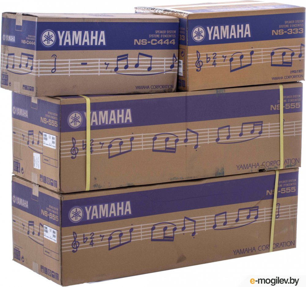 Yamaha NS-555 black