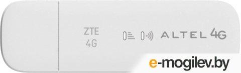 Модем 2G/3G/4G ZTE MF79 USB Wi-Fi +Router внешний черный