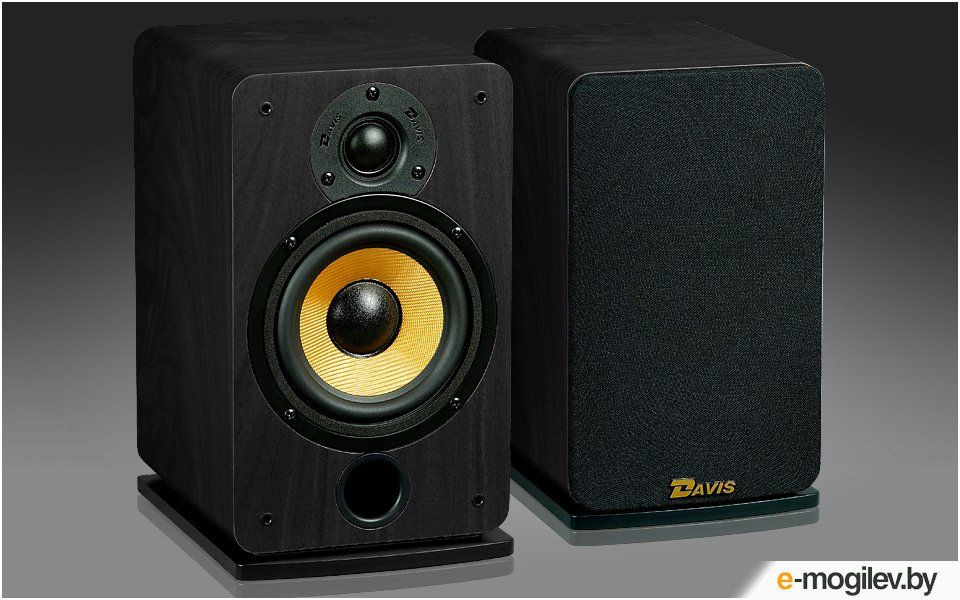 Davis Acoustics Eva, black