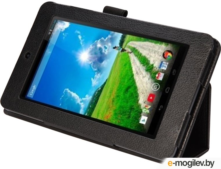 IT BAGGAGE для ACER Iconia Tab B1-730/731 Black ITACB730-1