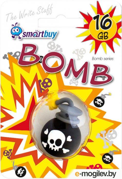 SmartBuy Wild Series Bomb <SB16GBBomb> USB2.0 16Gb