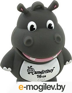 SmartBuy Wild Series Hippo <SB16GBHip> USB2.0  16Gb