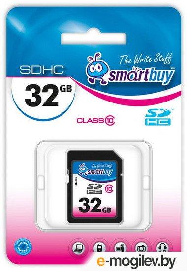 SmartBuy <SB32GBSDHCCL10> SDHC  32Gb  Class10