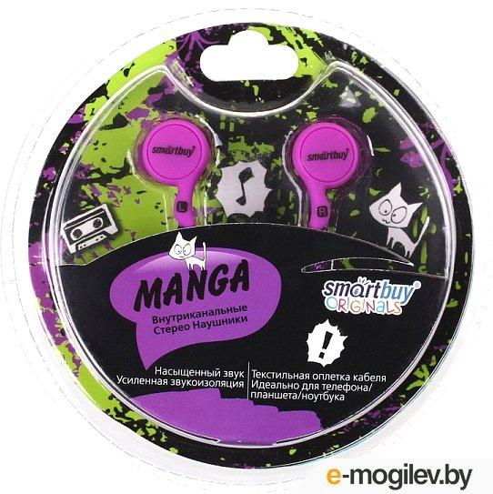 SmartBuy  Manga  SBE-1030  (шнур  1.2м)