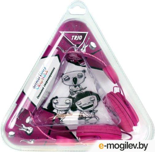 SmartBuy TRIO  SBE-9140  (шнур 1.2м)