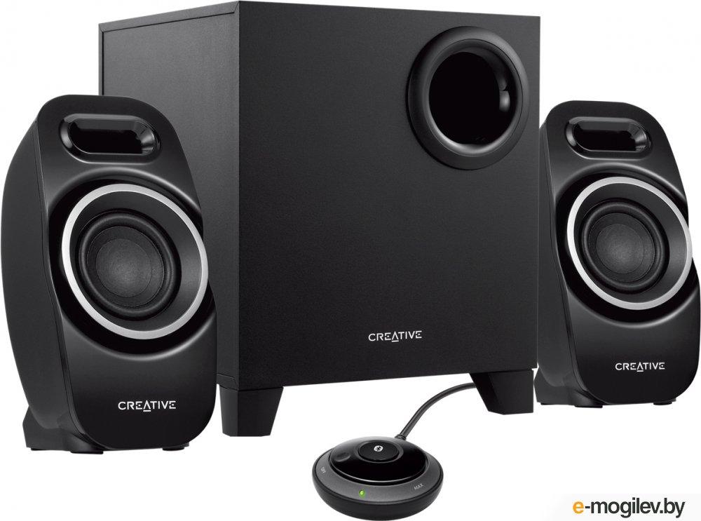 Creative T3250W 2.1 черный