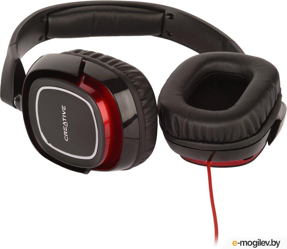 Creative HS 880 Draco черный/красный
