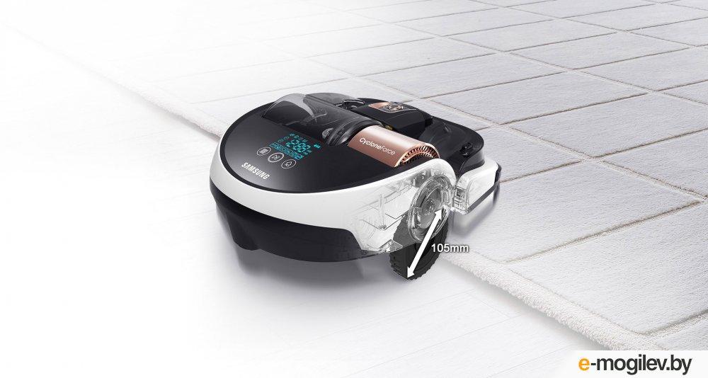 Пылесос-робот Samsung VR20H9050UW белый/медный 2000Вт